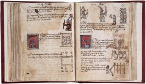 Aubin Codex, 16. Jh.